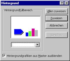 powerpoint design zuweisen microsoft powerpoint ein leitfaden für studierende des fachbereichs