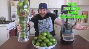 Challenge La Beast The Juiced Lime Challenge L A Beast Feat Thenakids