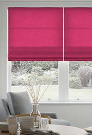 Aubergine Roman Blinds Made To Measure Roman Blinds Ireland