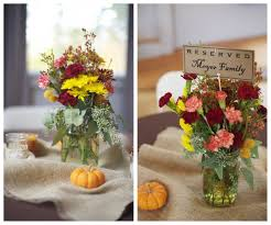 floral centerpieces on a budget floral centerpieces on a budget fall rustic wedding centerpiece