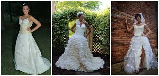 paper wedding dress toilet paper wedding dresses contest 2015 in york wedding