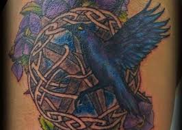 scott gallery celticcrowtattoo celtic crow tattoo