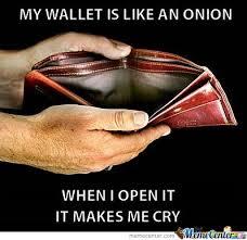 Meme Wallet - my wallet by drunk meme center
