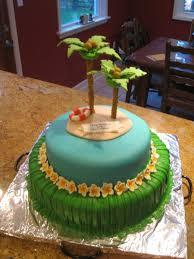 Kitchen Tea Cake Ideas by Hawaiian Bridal Shower Cake Cakecentral Com