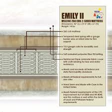 Davinci Emily Mini Crib by Amazon Com Davinci Emily Hypoallergenic Universal Fit Two Sided