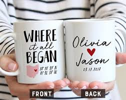 his and hers items couples mugs etsy