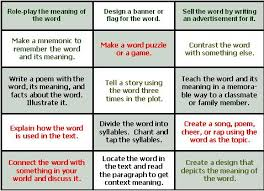 frontloading vocabulary in core content classes instructional