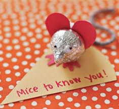 Ideas For Homemade Valentine Decorations by Valentine U0027s Crafts Sweet Mice Homemade Craft And Holidays