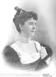 1897 clara huntington princess hatzfeldt by lafayette