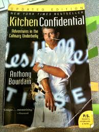 anthony bourdain on kitchen knives quick question what is anthony bourdain holding on the cover of