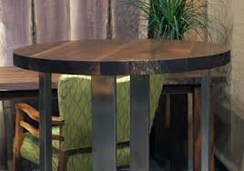 Black Walnut Table Top by Hardwood Table Tops Custom Made For Restaurant And Home