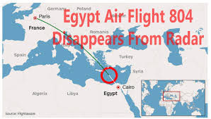 Air France Route Map by Live Updates Egypt Air Flight 804 Disappeared From Air Traffic