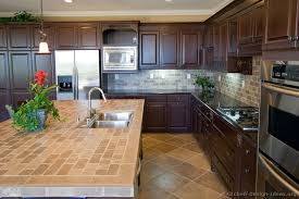 kitchen decorating ideas colors pictures of kitchens traditional wood kitchens cherry color
