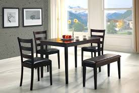 dining room sets for small spaces small dining room table with bench dinette sets for 4 furniture