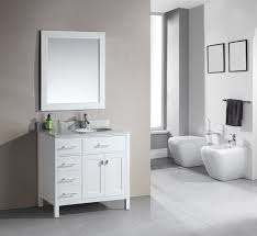 design element dec076d w l london 36 inch single sink vanity set