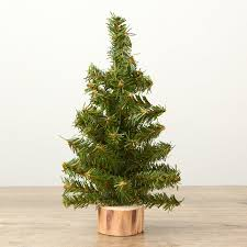 small artificial pine tree trees and toppers and