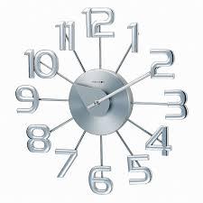 mid century modern wall clocks the foundary hayneedle