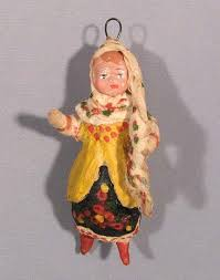 988 best spun cotton ornaments i images on spun cotton