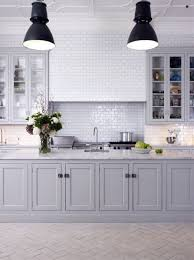 White And Gray Kitchen Cabinets Best 20 Kitchen Trends Ideas On Pinterest Kitchen Ideas