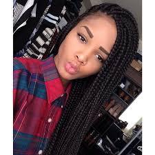 medium box braids with color tumblr box braids hairstyles for black women