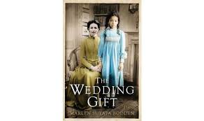 wedding gift book book review the wedding gift by marlen suyapa bodden books