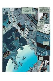 the forever preview joe haldeman s forever war gets a comic book sequel in