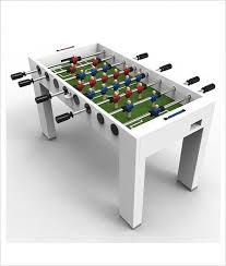 Wilson Foosball Table Wilson Foosball Table Table