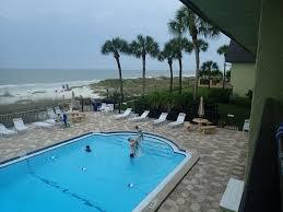Indian Shores Florida Map by Unique Beachfront 2 2 Townhouse With Jacuzzi Wine Fridge Wet Bar