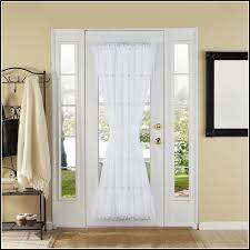 Curtains For Doors With Windows Curtains For Front Door Window Handballtunisie Org