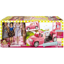 barbie cars barbie dolls dolls u0026 accessories the warehouse
