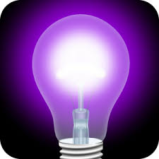 purple light android apps on play