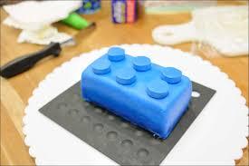 lego fondant brick cake and cookie tutorial gray barn baking