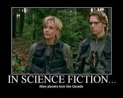 Funny Alien Meme - funny alien planets look like canada dump a day