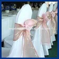 blush chair sashes blush chair sashes x blush organza chair sash monplancul info