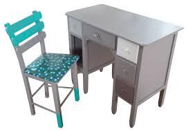 chaise vintage enfant enfant vintage tissu petit pan