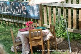 mud pie cafe brings lots of backyard fun simply natural mom