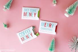 christmas gift card sleeves free printable