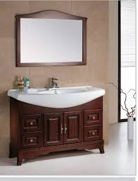 All Wood Vanity For Bathroom by Details Supply 2010 Modern Solid Wood Bathroom Cabinet Wood