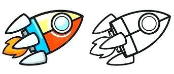 Coloriage De Fusee Fusee Fusee Fusee Coloriage Fusee Ariane 5