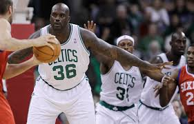 Shaq Bench Shaq Makes Celtics U0027 Debut In 93 65 Win Over 76ers Wbur