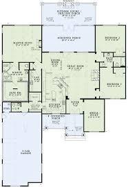 One Level House Plans Apartments 3 Car Garage Floor Plans Best One Level House Plans