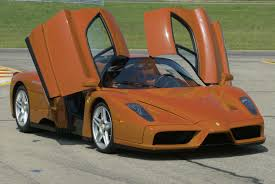 orange cars orange ferrari enzo luxury cars pinterest ferrari ferrari