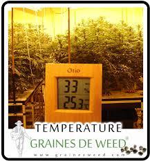 chambre de sechage cannabis la température pour la graines de