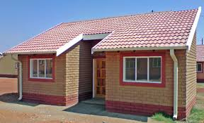 south african low cost house plans