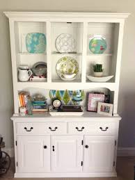 How To Refinish Desk How To Paint A Hutch Drab To Fab For Under 100 Fireside Dreamers