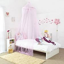 Bed Canopy Frame Amazon Com Canopy For Girls Bed Quick And Easy To Hang Bedroom