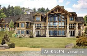customizable floor plans beautiful idea log home designs plans cabin on design ideas