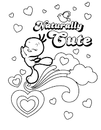 coloring pages trendy coloring pages draw tweety bird christmas