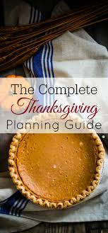 thanksgiving planning guide retro goes green