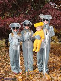 Mice Halloween Costumes Blind Mice U0026 Cheese Costume Mouse Costume Halloween